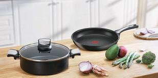 5 блюд, которые станет проще готовить, если использовать сковороду с титановым покрытием