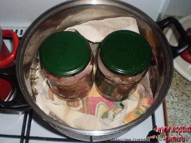 Приготовление тушенки в домашних условие