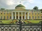 В роскошное убранство оделась новая столица государства.  Строятся прекрасные дворцы знати.  Таврический дворец.