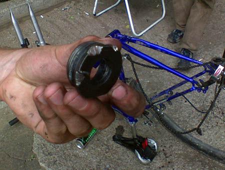 Ремонт велосипеда ссср своими руками 979