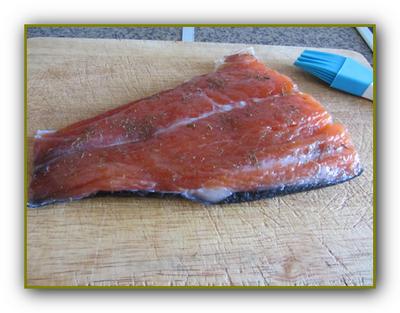 Как солить лосося в домашних условиях с фото