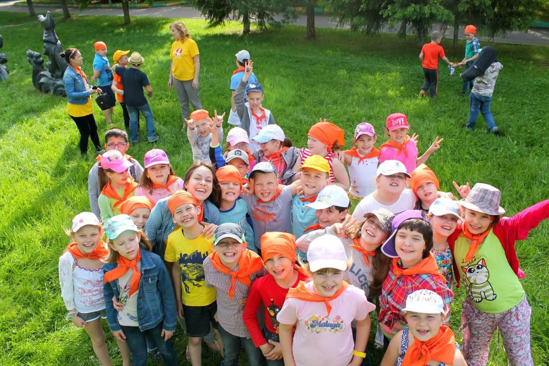 Конкурсы для детей оздоровительного лагеря