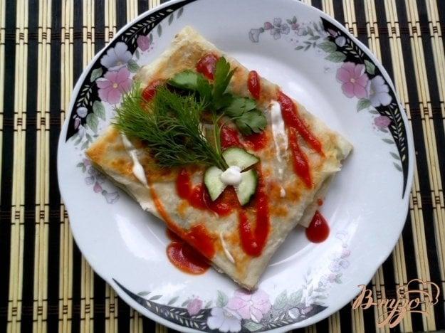 Закуски из лаваша пошаговый рецепт пошаговый