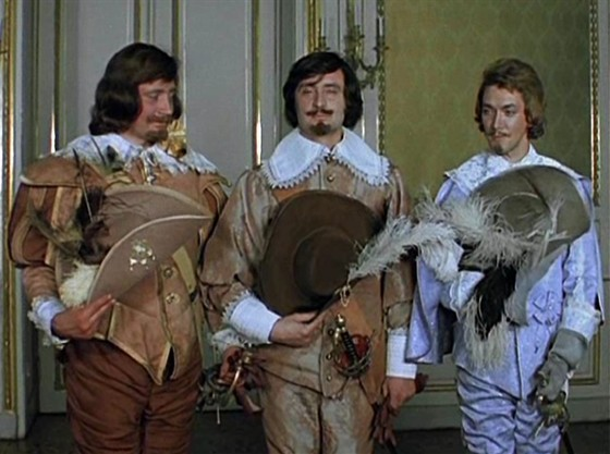 Д'Артаньян и три мушкетера — смотреть онлайн — Афиша–Сериалы