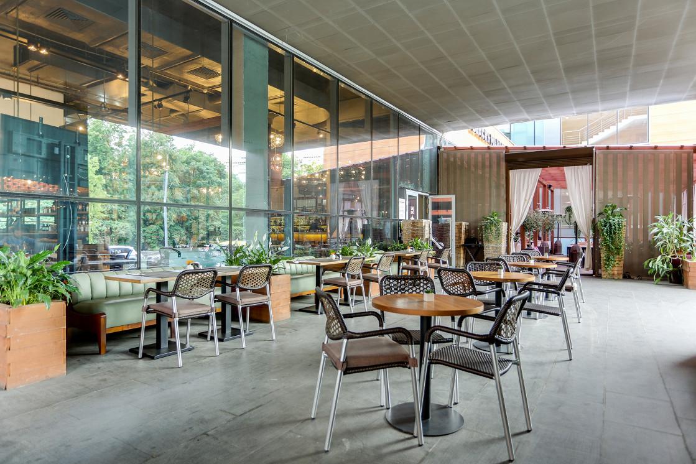Ресторан Black Market - фотография 14