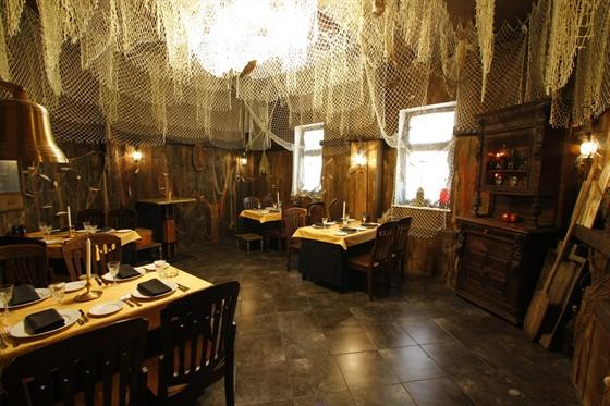 Ресторан Опричник - фотография 11 - Рюмочная