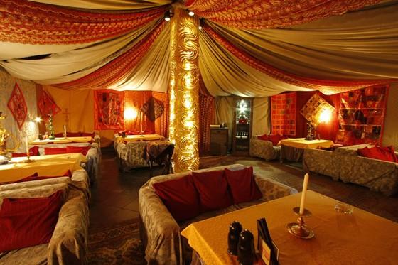 Ресторан Опричник - фотография 12 - Ордынский зал