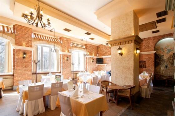 Ресторан Славянка - фотография