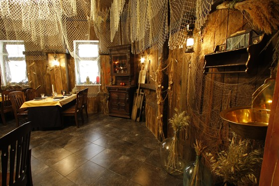 Ресторан Опричник - фотография 14 - Рюмочная