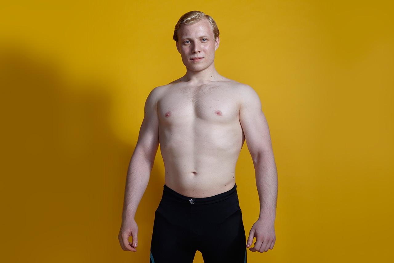 В мире рестлинга принято брать звучный псевдоним, вот и Иван Петренко на ринге зовется хлестко — Гамбит