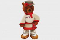Символом Центрального детского магазина стал медвежонок Рося