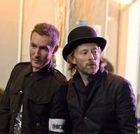 Том Йорк и Роберт Дель Найя поделились саундтреком к «Золоту Британии»