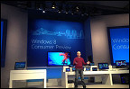 Вышла бета-версия Windows 8