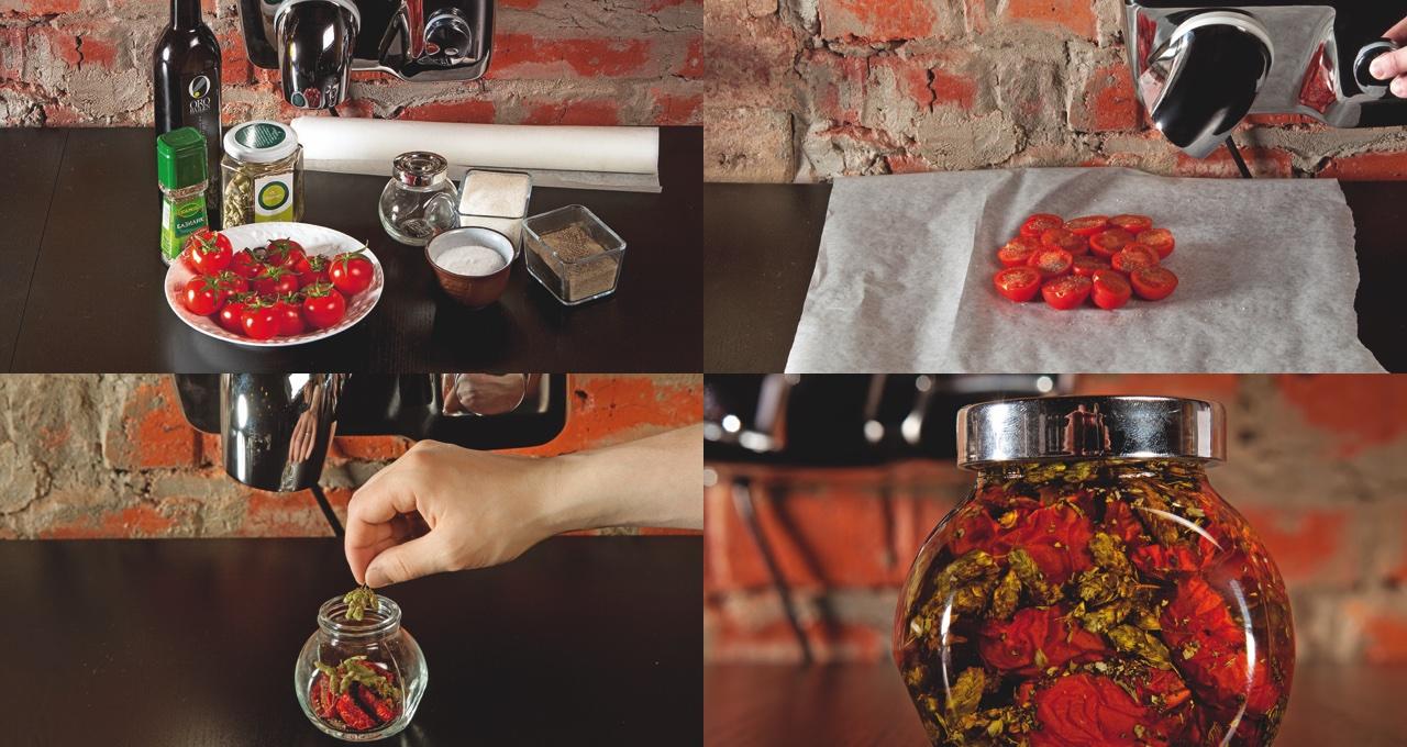 Как завялить помидоры феном для рук