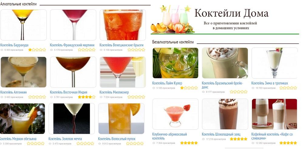 Безалкогольный коктейль в домашних условиях рецепт с пошагово