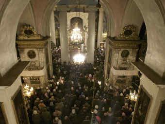 Церковь призовет к борьбе с «агрессивным либерализмом»