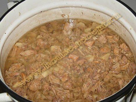 Тушенка в домашних условия как готовить