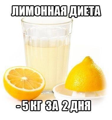 Как похудеть на воде с лимоном за неделю