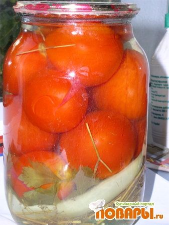 Как сделать маринованные огурцы помидоры