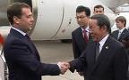 Медведев проведет в Пекине большой «переговорный» день