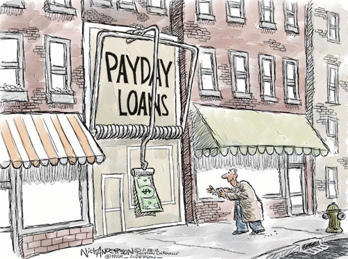 Houston payday loan laws