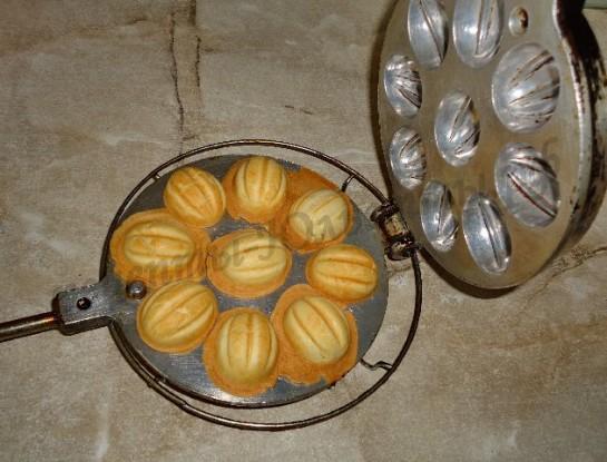 Тесто орешницы рецепт фото