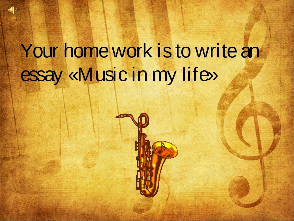 The Importance of Music in Life Essay - 1312 Words