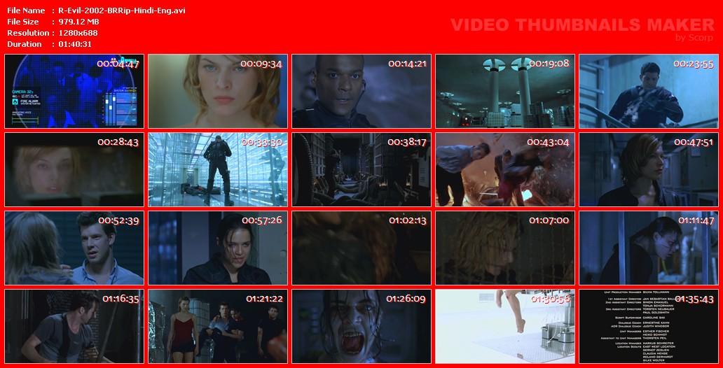 Watch Resident Evil (2002) Full Movie Online