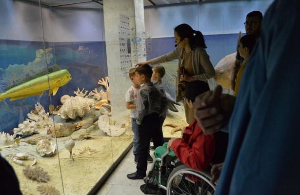 Инклюзивный детский праздник прошел вДарвиновском музее