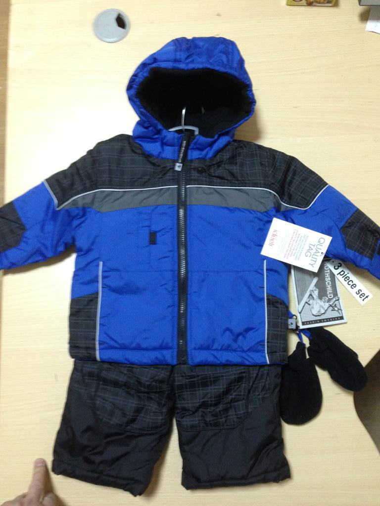 Зимняя детская одежда - детская одежда