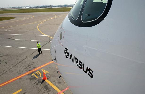 Чистый убыток Airbus сократился на17%