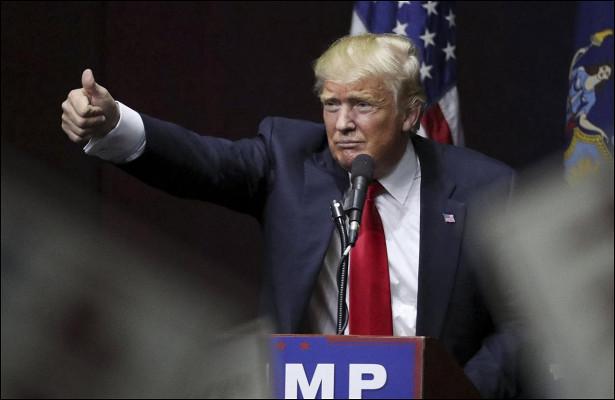 Трамп уверен вросте экономики СШАболее чемна1% вгод