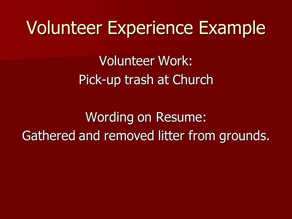 Nursing Reflection Paper: Your Volunteer Experience (Essay