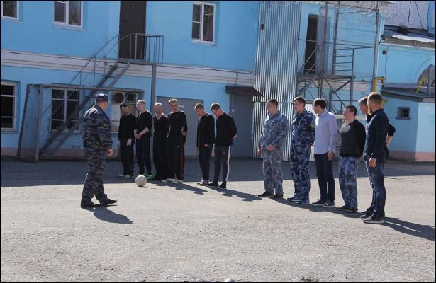 Владимирское «Торпедо» обыграло команду централа