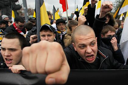Чтостало столпами российских националистов