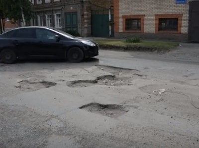 ВОренбурге неуложились вустановленный судом сроки поремонту дорог