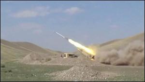Появилось видео уничтожения самолета Азербайджана