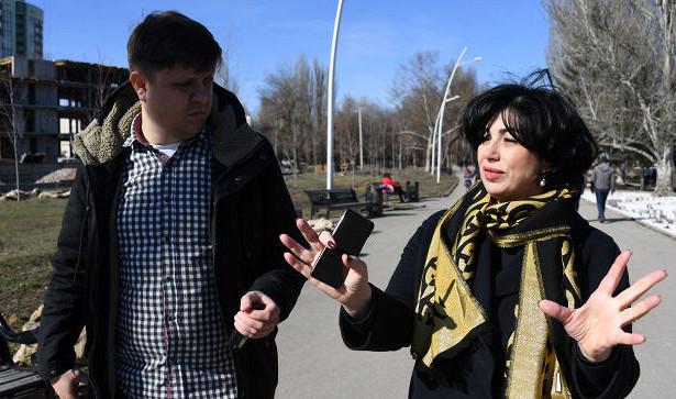 Проценко прокомментировала свой уход споста главы Симферополя