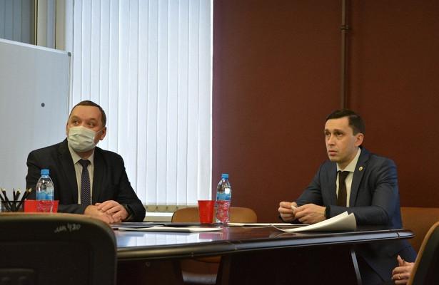 Дмитрий Курдюмов: Искусственный интеллект поможет консультировать заявителей центров «МоиДокументы»