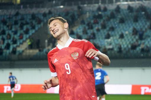 Чалов: сборная России заслужила выход наЕвро