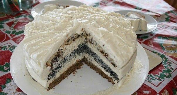 Популярные тортики рецепты с фото