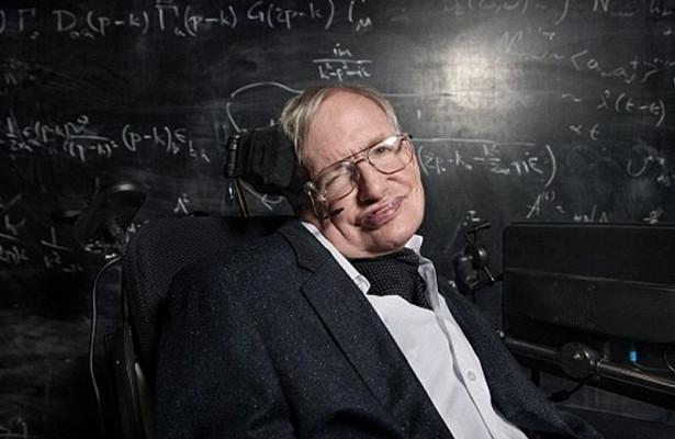 Легендарный ученый Стивен Хокинг страдал отполиомиелита