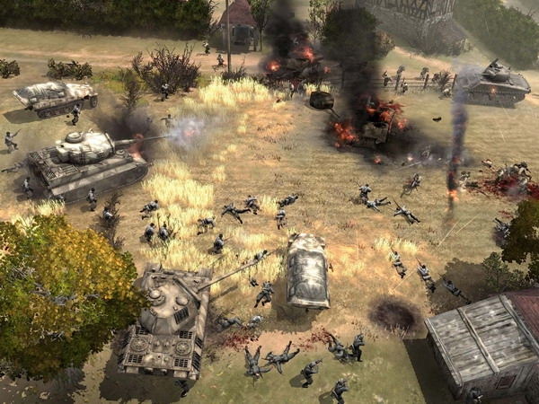 I cant play online :: Company of Heroes - Legacy Edition