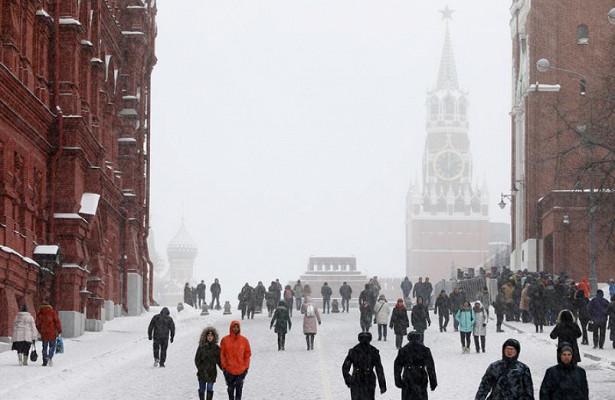 Москву ждут 28-градусные крещенские морозы