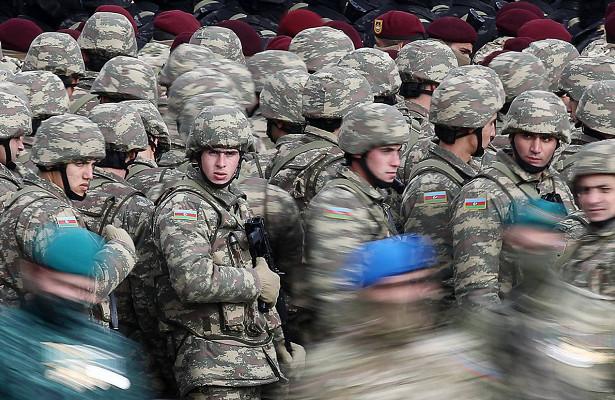 Анкара иБаку проведут наступательные тренировки уграниц Армении