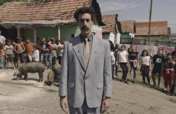 Туристов вКазахстан решили привлечь цитатой из«Бората-2», аМИДстраны увидел вфильме «расизм иксенофобию»