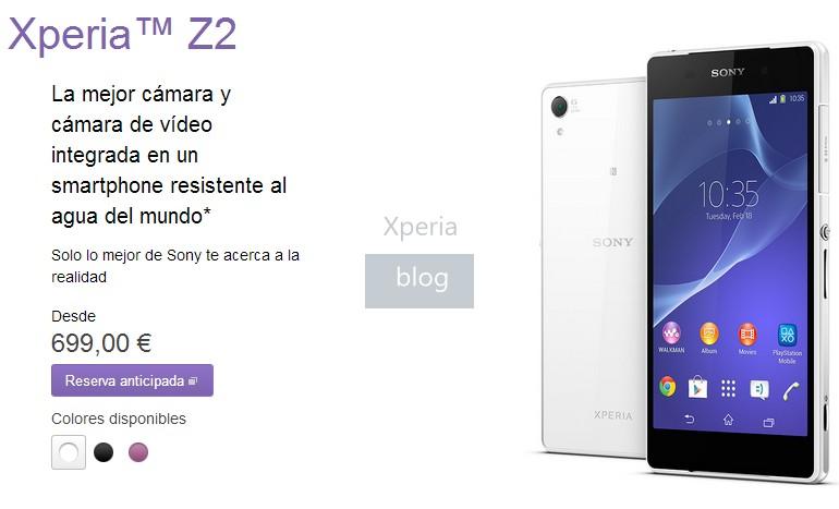 Sony Xperia Z2 Tablet Software Update - Verizon Wireless