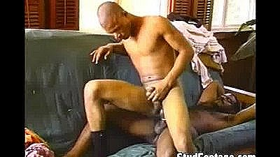 Black man cum dump