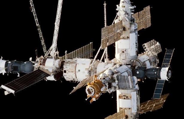 Новую орбитальную станцию превратят вперевалочную базу