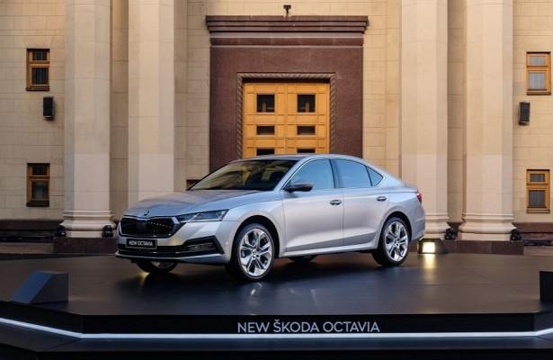 ВРоссии запустили производство новой Skoda Octavia